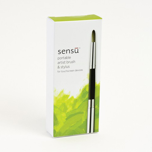 Sensu Digital Painting Brush and Stylus