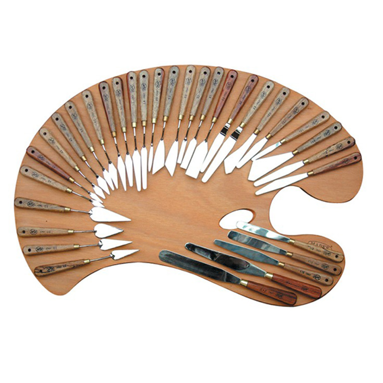 Professional Palette Knives: No 6