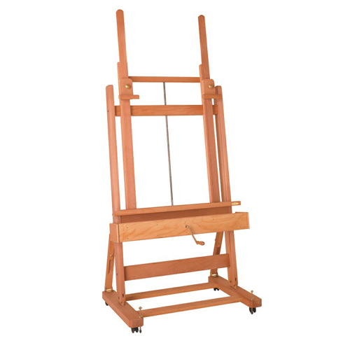 Mabef M/02 Studio Easel Double Pole