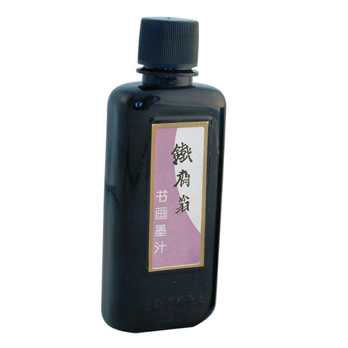 Black Sumi Ink 100ml