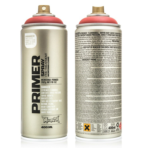 Montana TECH Metal Primer Spray 400ml
