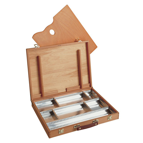 Mabef Metal Lined Wooden Deluxe Boxes