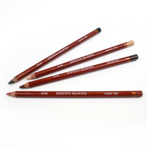 Derwent Drawing Pencils: Ink Blue