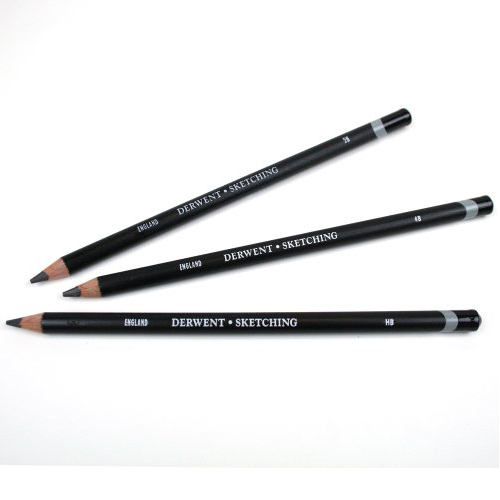 Derwent Sketching Pencils: 2B