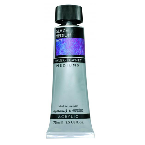 Daler Rowney Glaze Medium Matt 75ml