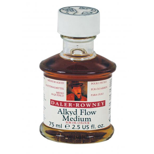 Daler Rowney Alkyd Flow Medium 75ml
