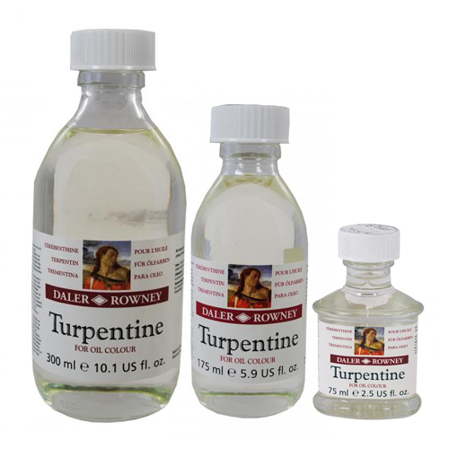 Daler Rowney Turpentine: 500ml