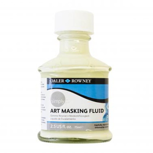Daler Rowney Simply Art Masking Fluid 75ml