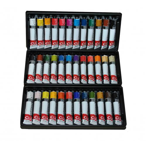 Daler Rowney Graduate Oil Set 36 x 22ml