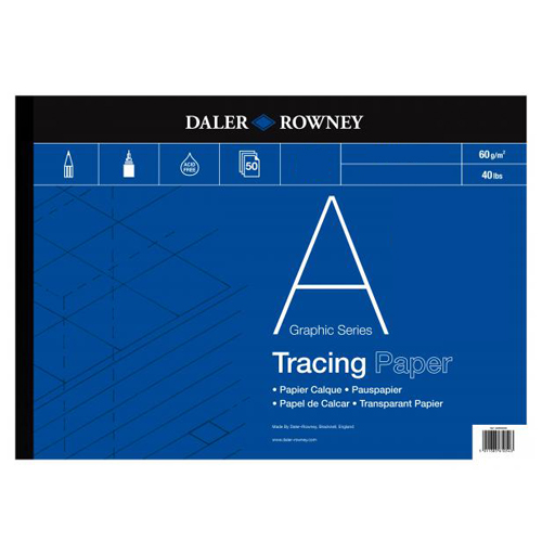 Daler Rowney Tracing Pads 60gsm