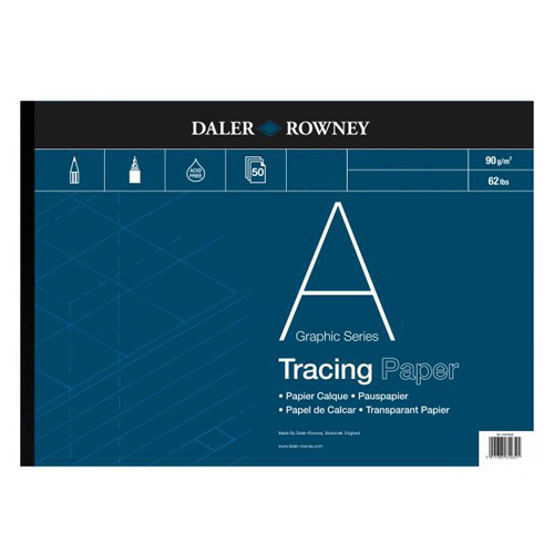 Daler Rowney Tracing Pads 90gsm