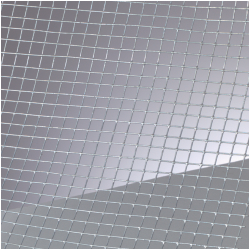 Wire Mesh 1m Silver Grey 6 x 6mm