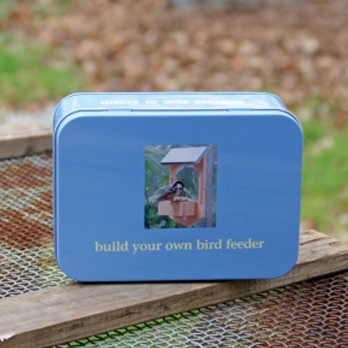 Gift in a Tin Build Your Own Bird Feeder