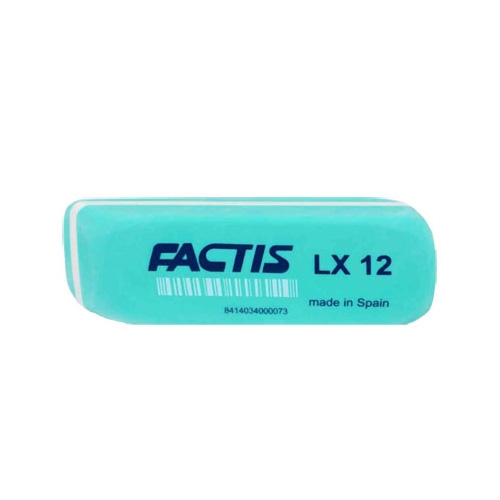 Factis LX12 Large Latex Eraser