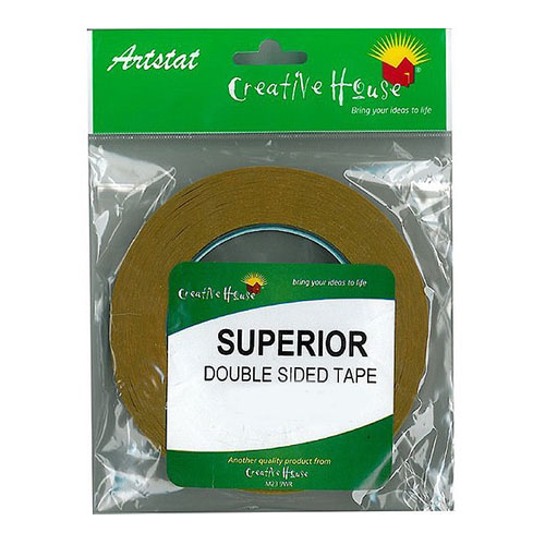 Superior Double Sided Tape 6mm x 50m