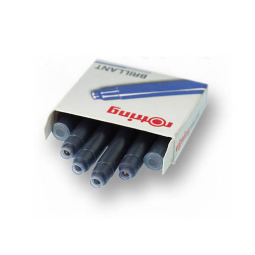 Rotring ArtPen Ink Cartridge Brilliant Blue