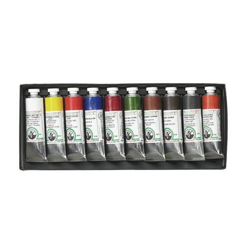 Old Holland Oil Colour Standard Set No.2 10 x 40ml