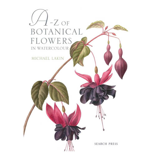A-Z of Botanical Flowers.
