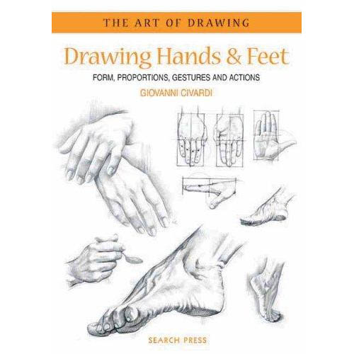 Drawing Hands & Feet