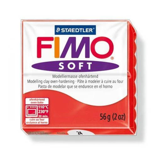 FIMO Soft 56g Modelling Clay