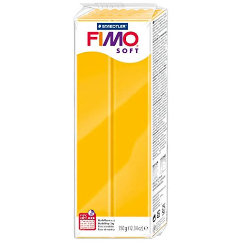 FIMO Soft Large Block 350g Modelling Clay
