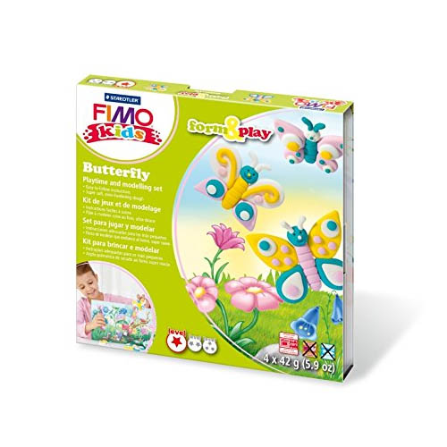 FIMO Kids Form and Play Kits Butterfly