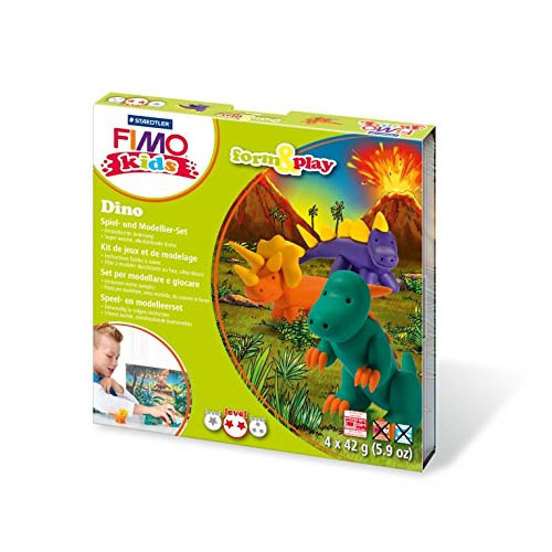 FIMO Kids Form and Play Kits Dinos