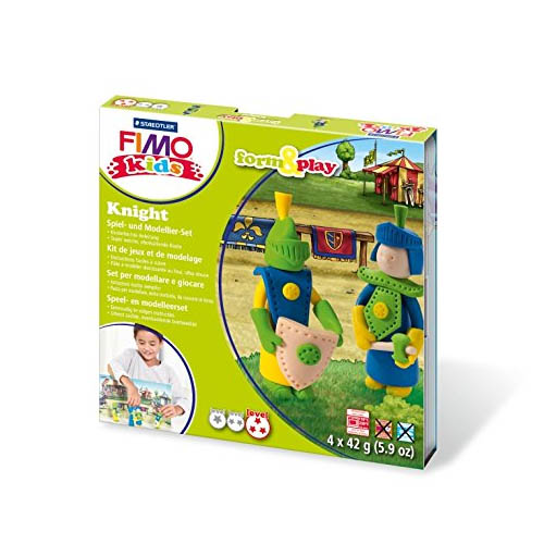 FIMO Kids Form and Play Kits Knights