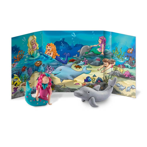 FIMO Kids Form and Play Kits Mermaid