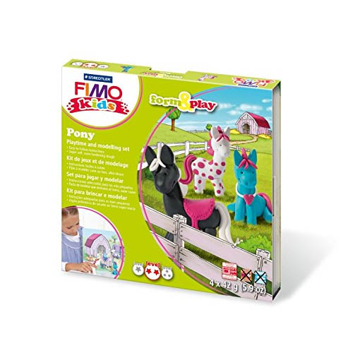 FIMO Kids Form and Play Kits Pony