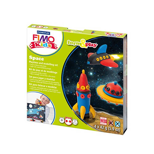 FIMO Kids Form and Play Kits Space