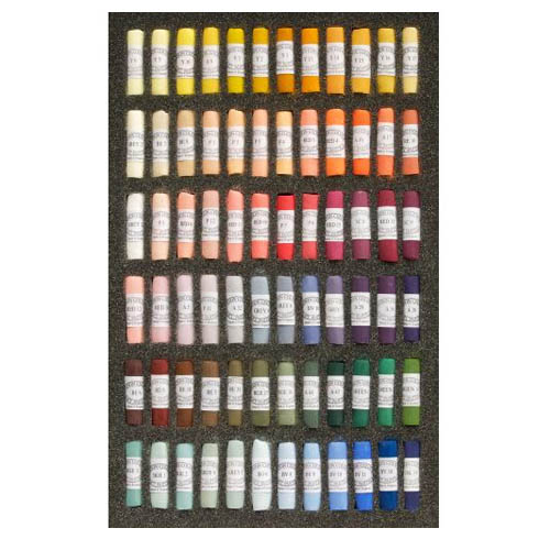 Unison Soft Pastels Set 72 Portrait