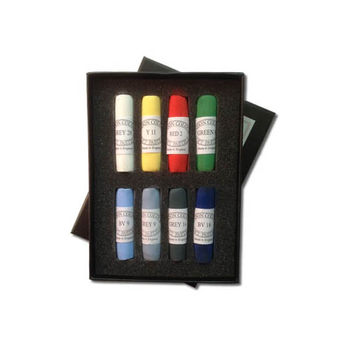 Unison Soft Pastels Set 8