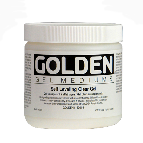 Golden Acrylic Gels 236ml