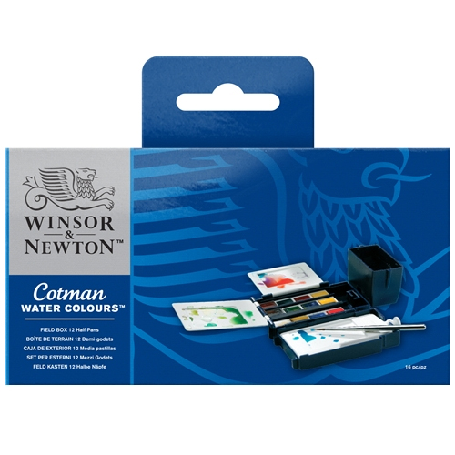 Winsor & Newton Cotman Field Box