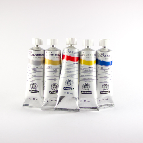 Schmincke aqua-Linoprint Colour 35ml