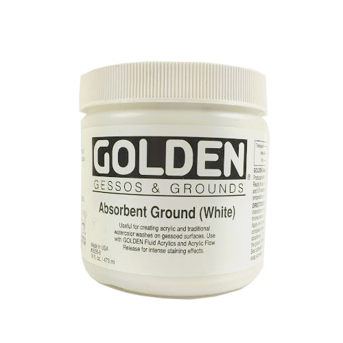 Golden Absorbent Ground White
