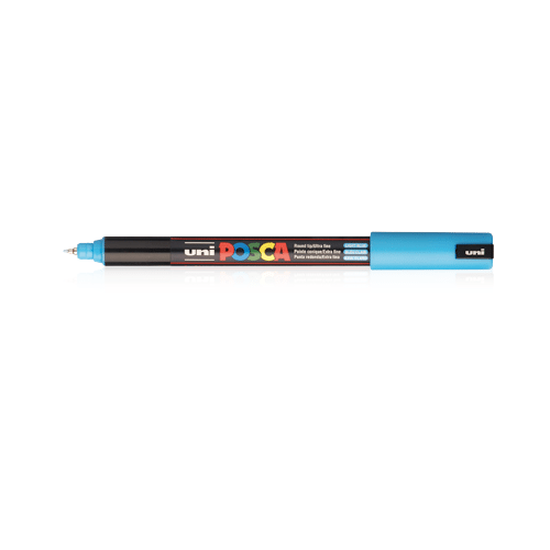 Posca PC-1MR Ultra Fine Bullet Tip
