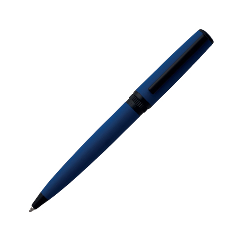 Hugo Boss Ballpoint Pen: Blue