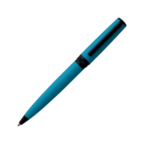 Hugo Boss Ballpoint Pen: Teal