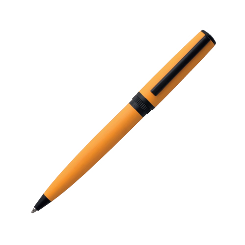 Hugo Boss Ballpoint Pen: Yellow