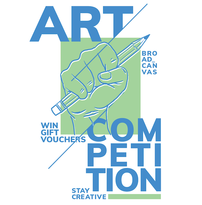 Broad Canvas Art Competition